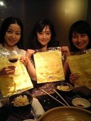 相田翔子 公式ブログ/『たべもの一直線』 画像1