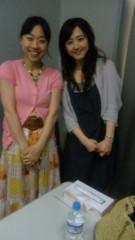 相田翔子 公式ブログ/『対談のお仕事』 画像1