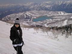 相田翔子 公式ブログ/『春スキー』 画像2