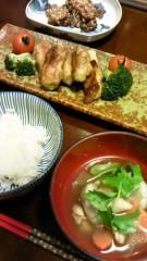 相田翔子 公式ブログ/『スネ毛の料理』 画像1