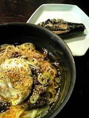相田翔子 公式ブログ/『にゅ〜麺&イワシ』 画像1