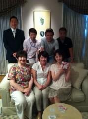 相田翔子 公式ブログ/『最近のお仕事風景』 画像2