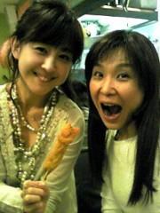相田翔子 公式ブログ/『大阪で串揚げ』 画像2