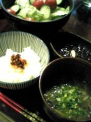 相田翔子 公式ブログ/『おかずラ〜油』 画像1