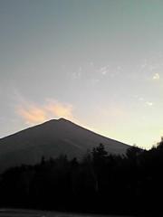 相田翔子 公式ブログ/『富士山』 画像1