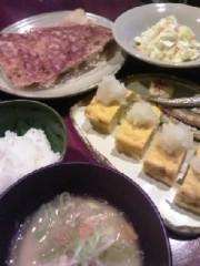 相田翔子 公式ブログ/『豚汁と羽つき餃子』 画像1