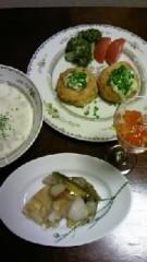 相田翔子 公式ブログ/『トトロのお腹みたいなコロッケ』 画像2