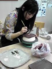 相田翔子 公式ブログ/『陶芸教室』 画像2