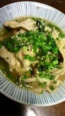 相田翔子 公式ブログ/『モロヘイヤのスープ』 画像1