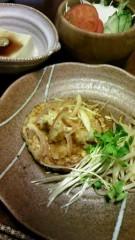 相田翔子 公式ブログ/『大好物づくしの晩御飯』 画像1