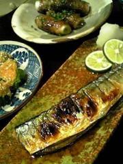 相田翔子 公式ブログ/『やっぱり秋刀魚定食』 画像2