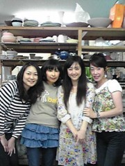 相田翔子 公式ブログ/『陶芸教室』 画像1