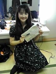 相田翔子 公式ブログ/『お仕事風景』 画像2