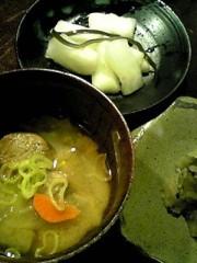 相田翔子 公式ブログ/『コロッケ定食』 画像3
