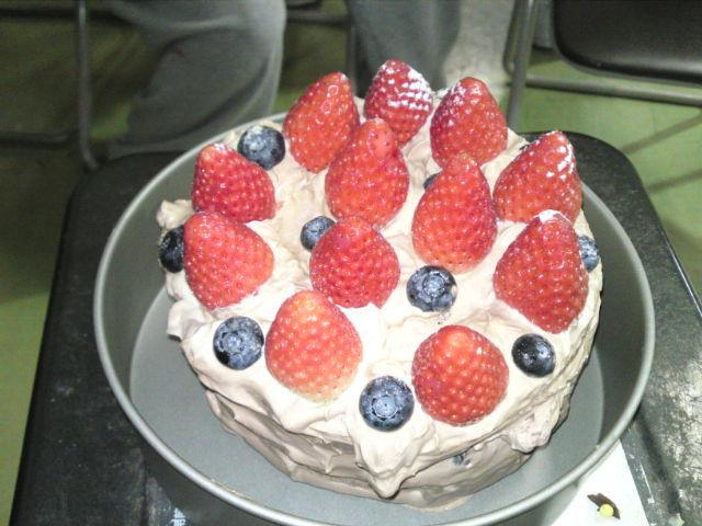 ケーキ2☆