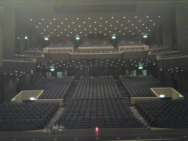 明日のステージ☆