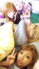 えひゃん 公式ブログ/りっちゃん爆睡� 画像1