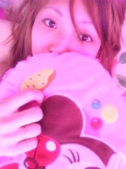 えひゃん 公式ブログ/ピンクな写メ 画像1