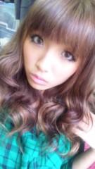 えひゃん 公式ブログ/黒髪で盛る 画像2