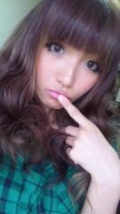 えひゃん 公式ブログ/黒髪で盛る 画像3