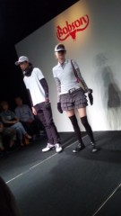 えひゃん 公式ブログ/ファッションショー 画像2