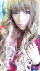 えひゃん 公式ブログ/巻き髪ふわふわ写メ 画像2