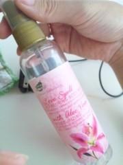 えひゃん 公式ブログ/お気に入りの香り 画像1