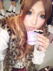 えひゃん 公式ブログ/髪をね 画像2