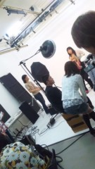 えひゃん 公式ブログ/撮影準備 画像2