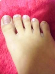 えひゃん 公式ブログ/ネイルえひゃんの足指初公開(笑) 画像3