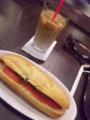 えひゃん 公式ブログ/カフェでランチ 画像1