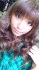 えひゃん 公式ブログ/黒髪で盛る 画像1