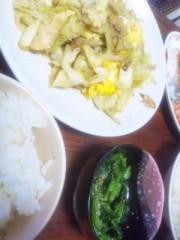 えひゃん 公式ブログ/今日の晩御飯 画像1