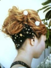 えひゃん 公式ブログ/成人式のヘアメイク 画像2
