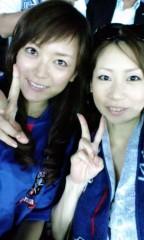 夏目理緒 公式ブログ/キリンカップ 画像3