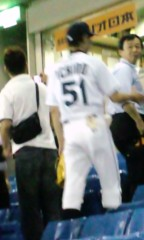 夏目理緒 公式ブログ/今日ゎ野球 画像3