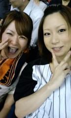 夏目理緒 公式ブログ/今日ゎ野球 画像1
