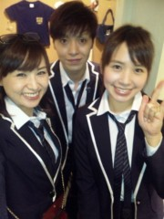 河村和奈 公式ブログ/制服! 画像1