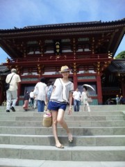 河村和奈 公式ブログ/KAWAMURA in KAMAKURA 画像1