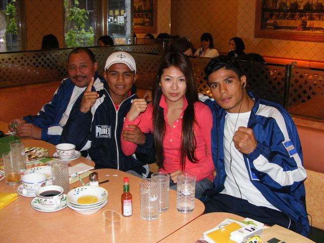 WBA世界ミニマム級チャンピオン