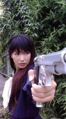 古条 彩華 プライベート画像/アクションの現場 gun action