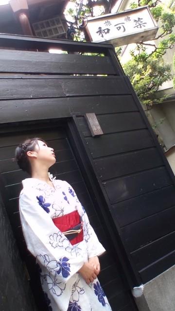 神楽坂撮影会