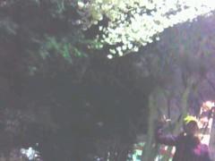 赤プル 公式ブログ/お花見 画像2