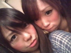渋木美沙 公式ブログ/☆ひさびさ双子☆ 画像1