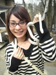 中岡晴子 公式ブログ/蛇はヘビでも… 画像1
