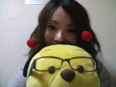 中岡晴子 公式ブログ/私の代わりにプーさんに… 画像1