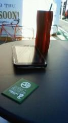 haruca 公式ブログ/外カフェ中。 画像1