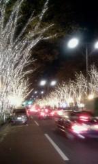 haruca 公式ブログ/表参道光ってるぅ〜。 画像1