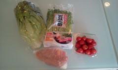 haruca 公式ブログ/野菜とたんぱく質。 画像1
