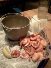 haruca 公式ブログ/海老料理。 画像1